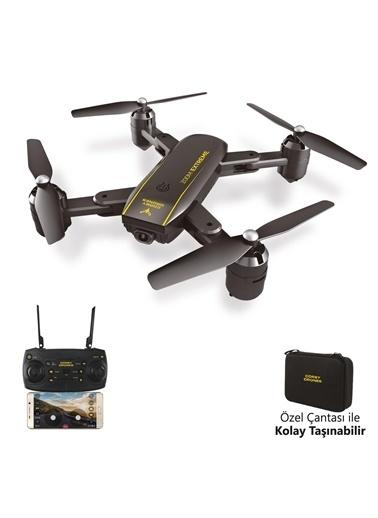 Corby Corby Extreme CX015 Wi-Fi 1080p Kameralı Katlanabilir Drone Renkli